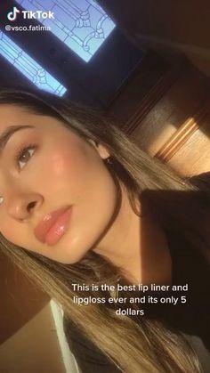 Dope Makeup, Makeup Eye Looks, Natural Makeup Looks, Skin Makeup, Eyeshadow Makeup, Beauty Tips Video, Makeup Tips, Beauty Makeup, Makeup Looks Tutorial