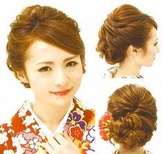 卒業式の髪型はもう決まった?和装に似合うヘアスタイル特集♡ 佐伯 龍 / ROYS