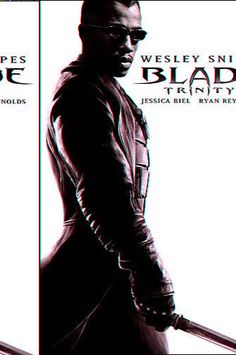 Blade: Trinity Movie Poster ( of True Blood, Cinema Movies, Film Movie, Blade Movie, Blade Marvel, Wesley Snipes, Fantasy Movies, Jessica Biel, Comic Movies