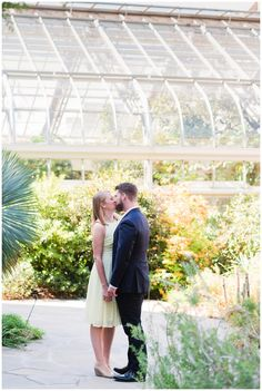 Engagement Session Inspo | DC Engagement photos | DC Wedding Photographer | DC Botanical Gardens