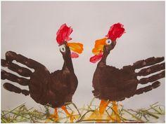 turkey handprint art crafts-for-kids Thanksgiving Crafts For Kids, Fall Crafts, Holiday Crafts, Holiday Fun, Thanksgiving Turkey, Thanksgiving Placemats, Rock Crafts, November Thanksgiving, Turkey Handprint