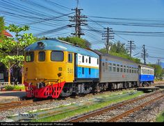 RailPictures.Net Photo: 540 State Railway of Thailand Davenport at Lampang, Thailand by Sathirath Phattharaphithak
