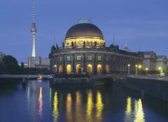 Spree River - Museum Island, Berlin