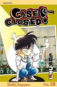 Case Closed Vol. 18