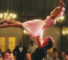 Dirty Dancing... Jennifer Grey & Patrick Swayze