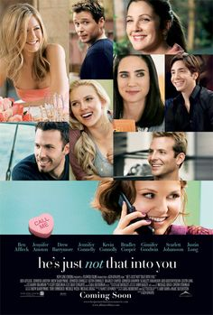 He's Just Not That Into You (2009). I love Ginnifer Goodwin in this movie!