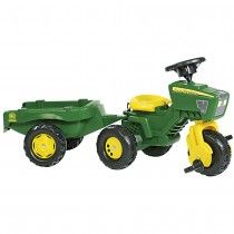 Find Kettler John Deere 3 Wheel Tractor in the Ride-On Toys category at Tractor Supply Co.This Kettler John Deere 3 Wheel Tractor is great for g Lego Ninjago, Toys Uk, Kids Toys, Hauling Trailers, John Deere Kids, Pedal Tractor, Lego Tractor, Benne, Third Wheel