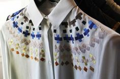 Старые рубашки на новый лад (24 фото)