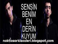 Çağatay Akman - Sensin Benim En Derin Kuyum Şarkı Sözü Keep Calm, Stay Calm, Relax