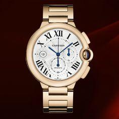 Orologio Cartier - BALLON BLEU CRONOGRAFO - Ref. W6920010