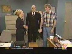 VIDEO: (click image to view)  Mad TV Stuart at Work. I loved this show back in the day.