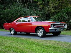1970 Plymouth Road Runner:      Numbers Matching Vehicle