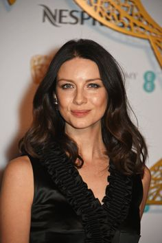 HQ pictures of Caitriona Balfe at Pre-BAFTA party | Outlander Online