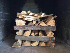 Fireplace ready @ Villa K&Y by Meark Architects, www.meark.fi