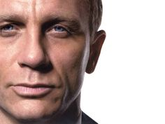 Daniel Craig – amazing how playing 007 can boost your popularity!