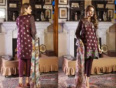 Nimsay premium embroidered lawn collection 2017 Woman with confidence and style, is a muse for ethnic fashion in Pakistan. Nimsay is an iconic women apparel Pakistan Fashion, Iconic Women, Ethnic Fashion, Lawn, Dresses With Sleeves, Clothes For Women, Long Sleeve, Clothing, Collection