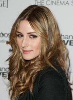 This is how I plan to wear my hair- smooth, shiny and with textured loose wavy curls.  Just add flower crown and bangs!