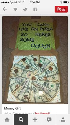 This is soooo funny! This person struck it rich!!