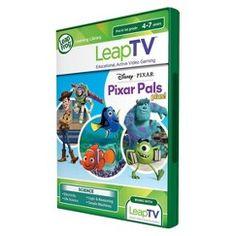LeapFrog LeapTV Disney Pixar Pixar Pals Plus Educational, Active Video Game
