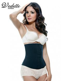 d36ea1f410 VEDETTE Valerie Waist Cincher 103. It is Waist Body Shaper With 3 Layers.