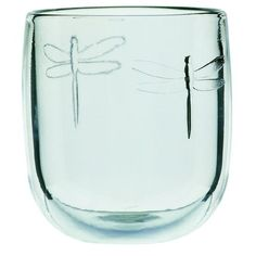French Dragonfly Tumbler