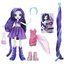 MY LITTLE PONY - Equestria Girls - Dolls with Accessories - RARITY