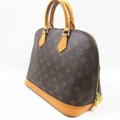 29a82cd9e4d Datecode BA0938. Made in France. In great pre owned condition! Beautiful  honey patina. Louis Vuitton Alma ...
