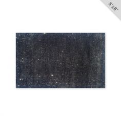 Andromeda Rug - Looks like the sky at night.