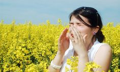 10 Safe and Natural Ways to Beat Allergies. Spring is officially here. In addition to the birds, flowers, and sweet-smelling air, spring is also the season for allergies. If you suffer from the wide array of seasonal allergy symptoms such as fatigue; sinus congestion; itchy eyes, nose or throat; or watery eyes, don't let a high pollen count get you down this season. http://amazinghealth.com/