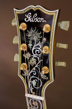 Gibson Master Museum Headstock