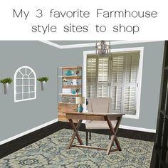 Farmhouse Style, online shopping, magnolia market