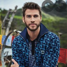Thanks for the funky shoot GQ Australia had a great time wearing a colorful arra. - Thanks for the funky shoot GQ Australia had a great time wearing a colorful array of expensive clot - Liam Hemsworth, Hemsworth Brothers, Liam Y Miley, Beautiful Men, Beautiful People, Gq Australia, Australian Actors, Expensive Clothes, Wattpad