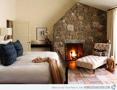 15 Ideas para un Salón Dormitorio tradicional   Inicio Diseño Amante