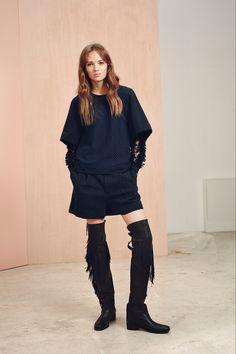 See by Chloe défilé pré-collections automne-hiver 2015-2016 #mode #fashion
