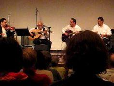 Richard Hagopian's kef ensemble at Chicago World Music Festival, 2008  Armenian-American artist.