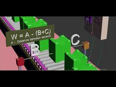 In this tutorial video, we have explained the concept of measuring width of moving objects in a moving conveyor. In this system, we have used photoelectric s. Amazon Gadgets, Photoelectric Sensor, Training Center, Objects, Concept