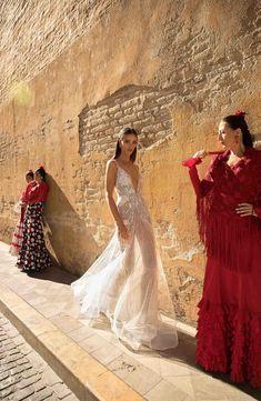 Seville: The Latest Berta Wedding Dress Collection Berta Bridal, Allure Bridal, Bridal Dresses, Wedding Gowns, Bridesmaid Dresses, Prom Dresses, Wedding Rings, Bridal Collection, Dress Collection