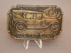 Vintage Buick belt buckle available at our eBay store! Vintage Belt Buckles, Buick, Decorative Boxes, Store, Ebay, Larger, Decorative Storage Boxes, Shop