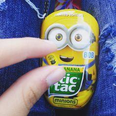 Minions #minions #yallow #fantastic #wonderful #life #love #minion #banana #small #petit #delicious #fantastici ✌️