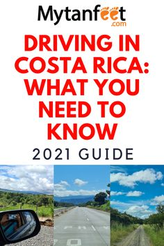 Travel Advice, Travel Guides, Travel Tips, Latin America, South America, Costa Rican Food, Living In Costa Rica, Road Trip Planner, Road Conditions