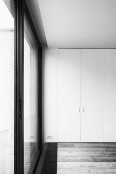 portes invisibles blanc