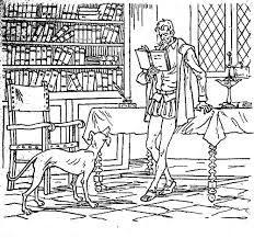 Resultado de imagen de dibujos de don quijote y rocinante