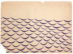 Margaret Kilgallen, TOP: c. 2000, Acrylic on paper, 5.75 x 8.25 inches. BOTTOM: Untitled, c. 2000, Acrylic on paper, 6.5 x 9 inches. Images courtesy Ratio 3, San Francisco.