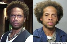 Pictures have been circulating on the web of Gary Dourdan, of CSI fame, that he has been abusing meth and other drugs. Description from onnidan1.com. I searched for this on bing.com/images