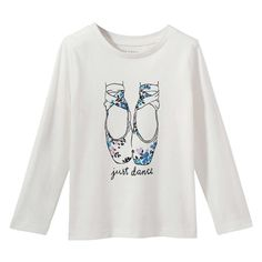Toddler Girls  Print Crew Neck Tee from Joe Fresh. Add our crew member to 7889b3a0c