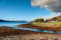 Bay on the Isle of Skye, Scotland