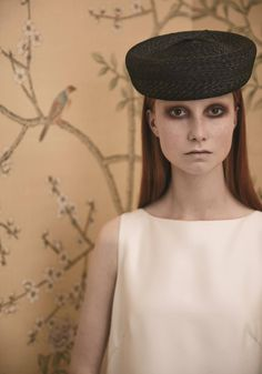 Pagoda, Couture Hat by Prudence Millinery for Lock Couture SS2018 Collection