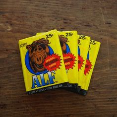 ALF -- aka Alien Life Form -- Murray would LOVE this show.  Maybe it's on Hulu.