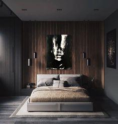 Modern Master Bedroom, Modern Bedroom Design, Master Bedroom Design, Contemporary Bedroom, Home Decor Bedroom, Modern Luxury Bedroom, Modern Bedrooms, Hotel Bedroom Design, Modern Minimalist Bedroom