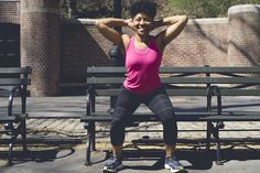 Workout Wednesday: I Completed A 28 Day Squat Challenge